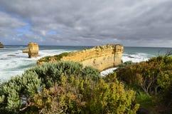 Australie, grande océan route de VIC, Photographie stock