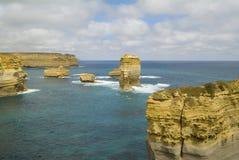 Australie, grande route d'océan Photo stock