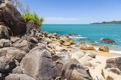 Australie magnétique d'île Images stock