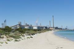 Australie occidentale de centrale électrique de Kwinana Photos stock