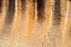 Australie occidentale de roche de vague Photo libre de droits
