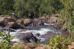 Australie, parc national de territoire du nord, Litchfield photos libres de droits