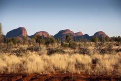 Australien à l'intérieur Photographie stock libre de droits