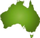 Australien royaltyfri illustrationer