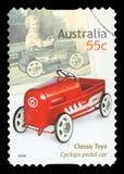 AUSTRALIEN - Briefmarke stockfoto