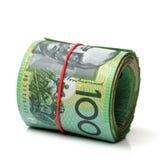 Australien dollar, sedel av Australien Royaltyfri Bild