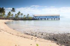 Australien douglas port tropiska queensland Arkivfoto
