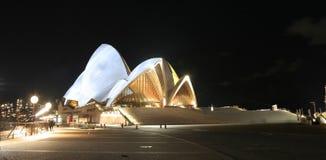 Australien husopera sydney Royaltyfria Bilder