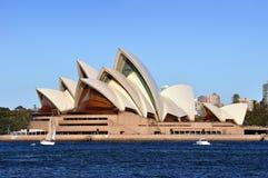 Australien husopera sydney Arkivfoton