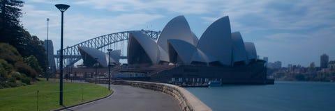 Australien husopera sydney Fotografering för Bildbyråer