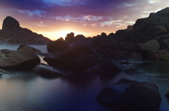 Australien-Küste Stockfoto