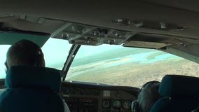 Australien, kakadu Nationalpark, Flug über dem Naturpark, Schuss genommen aus der Flugzeugkabine heraus, Ansicht des Panoramas vo stock footage