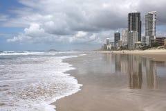 Australien kustguld Royaltyfri Foto