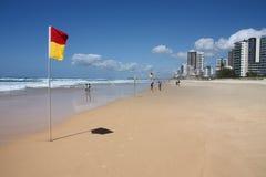 Australien kustguld Royaltyfri Fotografi