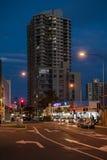 Australien kustguld queensland Royaltyfri Fotografi