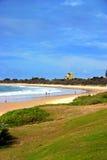 Australien kustsolsken Royaltyfria Bilder