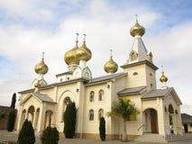 Australien kyrklig ortodox ryss Arkivbild