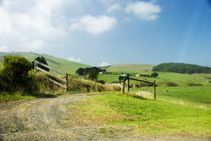 Australien-Landschaft Lizenzfreies Stockfoto