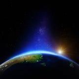 Australien natt Arkivfoton