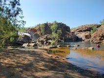 Australien nordligt territorium Royaltyfri Bild