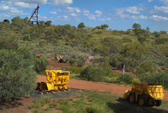 Australien, Nordterritorium Stockbild