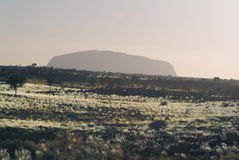 Australien, NT, roche d'Ayers, Photographie stock libre de droits