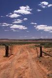 Australien outback Arkivfoto