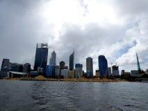 Australien Perth, 2014 Augusti, arkivbild