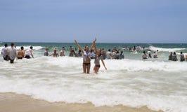 Australien, Queensland: Schule heraus! Lizenzfreie Stockfotografie