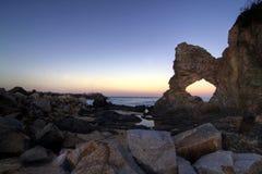 Australien rock Royaltyfria Foton