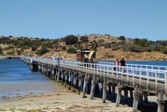 Australien SA, Victor Harbor, Royaltyfri Fotografi