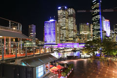 Australien stad sydney Royaltyfri Fotografi