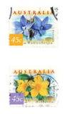 Australien-Stempel Stockfotos