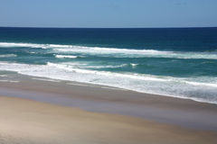 Australien strand Royaltyfri Foto