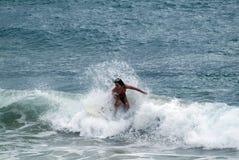 Australien surfare Arkivfoton