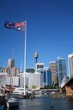 Australien sydney Royaltyfri Bild