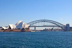 Australien sydney Arkivfoto