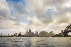 Australien sydney Arkivfoton
