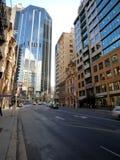 Australien, Sydney, August 2014, auf den Straßen der Metropole Lizenzfreies Stockbild