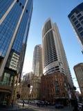 Australien, Sydney, August 2014, auf den Straßen der Metropole Stockfotos