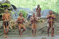 Australien, Ureinwohner Stockbild