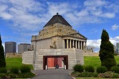 Australien, Victoria, Melbourne, Schrein der Erinnerung stockfoto