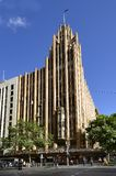 Australien Victoria, Melbourne som bygger Royaltyfria Bilder