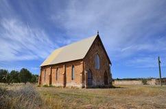 Australien, West-Australien, alte gotische Kirche Stockfotografie