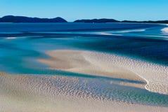 Australien ö whitsunday queensland Royaltyfria Bilder