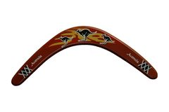 australiensisk bumerang Royaltyfria Foton