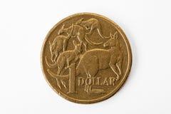 australiensisk dollar Arkivfoton