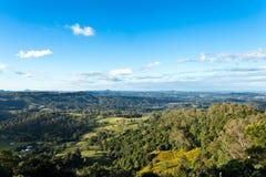 Australiensisk landsliggande Fotografering för Bildbyråer