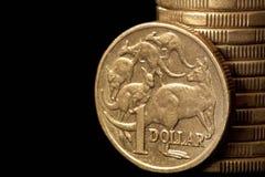 australiensiska dollar Royaltyfri Fotografi