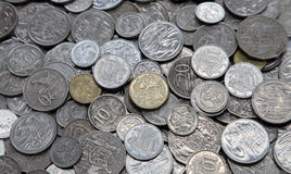australiensiska mynt Royaltyfria Bilder